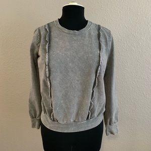 Anthro eri + ali pullover sweater
